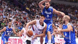 Η εθνική μπάσκετ έχασε από την Σερβία 91-76 στην πρόβα για το προολυμπιακό