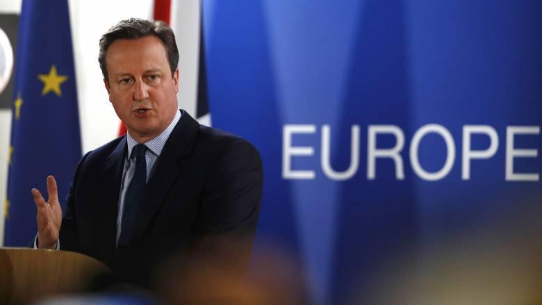 Κάμερον: Ο επόμενος πρωθυπουργός θα ενεργοποιήσει το άρθρο 50 για το Brexit