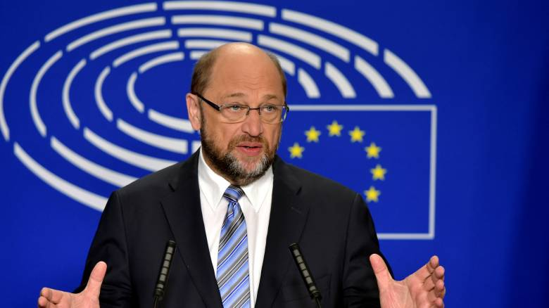 Σουλτς: Η Ευρώπη δεν μπορεί να λειτουργήσει αν οι κυβερνήσεις κοιτούν μόνο το εθνικό τους συμφέρον