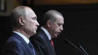 Τηλεφωνική επικοινωνία Πούτιν – Ερντογάν για την αναθέρμανση των σχέσεων
