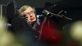 Στίβεν Χόκινγκ: Απληστία και ηλιθιότητα οι μεγαλύτερες απειλές για τη Γη