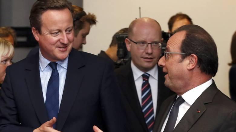 Φρ. Ολάντ: Οι διμερείς συμφωνίες με τη Βρετανία θα παραμείνουν σε ισχύ
