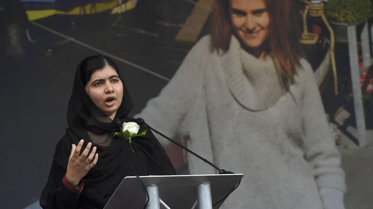 Στο κλαμπ των εκατομμυριούχων η Μαλάλα Γιουσαφζάι