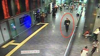 Νέο βίντεο από την επίθεση στο αεροδρόμιο της Κωνσταντινούπολης