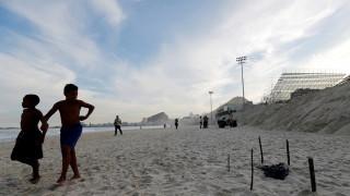 Ρίο: Ξεβράστηκαν ανθρώπινα μέλη σε παραλία κοντά σε Ολυμπιακές εγκαταστάσεις