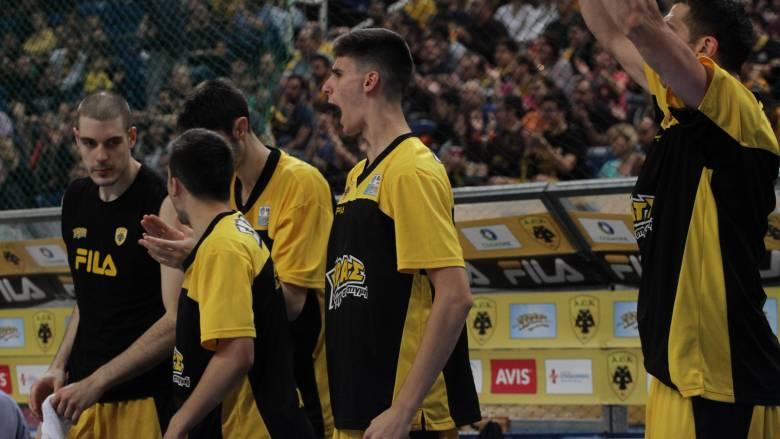 Κίνδυνος αποβολής της ΑΕΚ από την Α1 λόγω του Eurocup