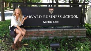 Φοιτήτρια στο Χάρβαρντ η Σαράποβα