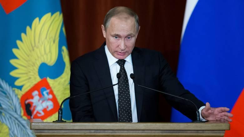 Επίθεση του Πούτιν στο ΝΑΤΟ: Επιδιώκει να καταργήσει τη στρατιωτική ισορροπία
