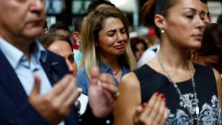 Κωνσταντινούπολη: Θρήνος & έρευνες σε όλη την Τουρκία για τους τρομοκράτες