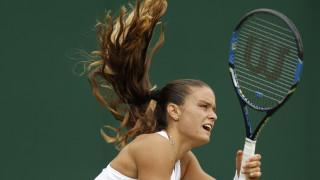 Η Σάκκαρη έπαιξε στα ίσια με την Βένους Γουίλιαμς και έχασε 2-1 στο Wimbledon
