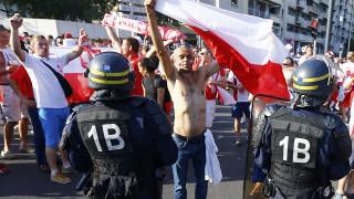 EURO 2016: Επεισόδια στη Μασσαλία - Ξύλο με Πολωνούς και Πορτογάλους