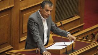 Θεοδωράκης: Με ένα κράτος - παρωδία κανένας δεν θέλει να έχει σχέσεις
