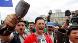 Χιλιάδες Ιταλοί αγρότες «στους δρόμους» για το ρωσικό εμπάργκο