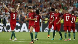 EURO 2016: στα πέναλτυ η Πορτογαλία απέκλεισε από τους 4 την Πολωνία