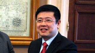 Η Ελλάδα πάντα ήταν αξιόπιστος εταίρος της Κίνας εντός της ΕΕ, λέει ο Κινέζος πρέσβης