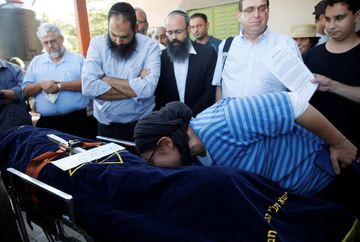 Israel Hallel 2016 06 30T164856Z 1366756790 S1AETMXMAQAA RTRMADP 3 ISRAEL PALESTINIANS