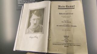 Mein Kampf: Έσοδα από το μανιφέστο του Χίτλερ στα θύματα του Ολοκαυτώματος