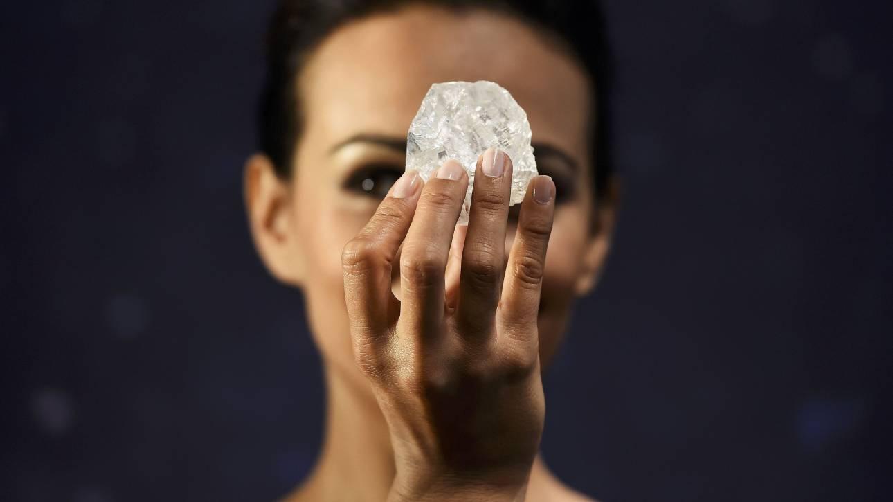Στα αζήτητα το μεγαλύτερο διαμάντι