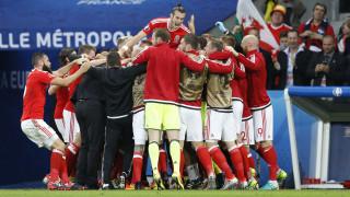 EURO 2016: ιστορική πρόκριση της Ουαλίας στα ημιτελικά με νίκη-ανατροπή επί του Βελγίου