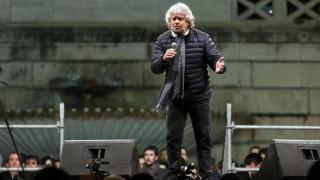 Ιταλία: Πρώτο το κίνημα του Μπέπε Γκρίλο σε δημοσκόπηση