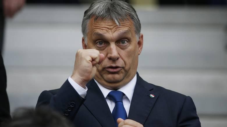 Και ο πρωθυπουργός της Ουγγαρίας Βίκτορ Όρμπαν ζητά δημοψήφισμα