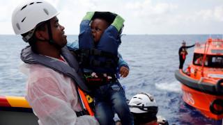Ρεκόρ θανάτων μεταναστών το 1ο εξάμηνο του 2016