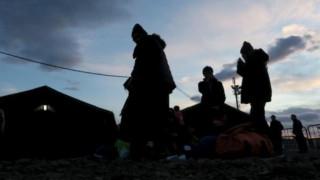 Η Κροατία υποδέχθηκε τους πρώτους μετανάστες