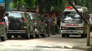 ΒΙΝΤΕΟ: Μακελειό με τζιχαντιστές στο Μπαγκλαντές