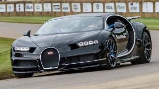 Ποια ταχύτητα είναι ο στόχος της Bugatti Chiron για το νέο παγκόσμιο ρεκόρ;