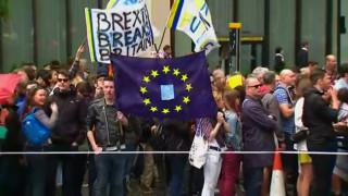 Νέες διαδηλώσεις στο Λονδίνο κατά του Brexit