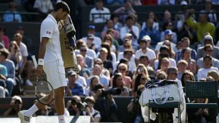 Βόμβα στο Wimbledon με τον αποκλεισμό του Νόβακ Τζόκοβιτς