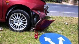 Ηράκλειo: Εξέπνευσε τουρίστας που είχε τραυματιστεί σε τροχαίο