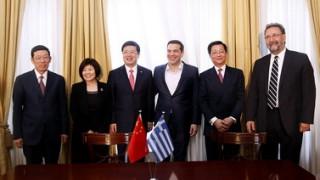 Κινέζος πρέσβης στην Αθήνα: Η συμφωνία με την COSCO είναι μόνο η αρχή