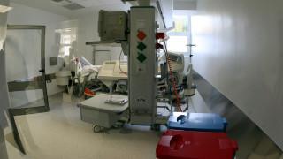 Αφαίρεσαν ιατρικό μηχάνημα από νοσοκομείο και τους «τσίμπησε» η αστυνομία