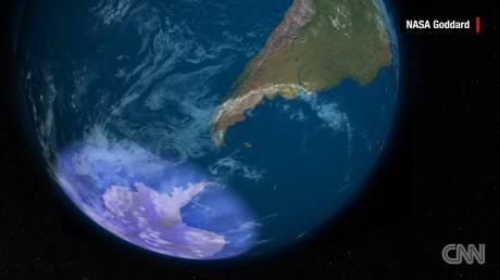 Μικραίνει η τρύπα του όζοντος