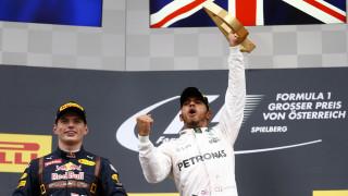 Formula 1: ο Χάμιλτον νίκησε τον Ρόσμπεργκ στον τελευταίο γύρο στην Αυστρία (vid)