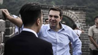 Τι μεταδίδει για το CNN Greece από την Κίνα η Βούλα Κεχαγιά (aud)