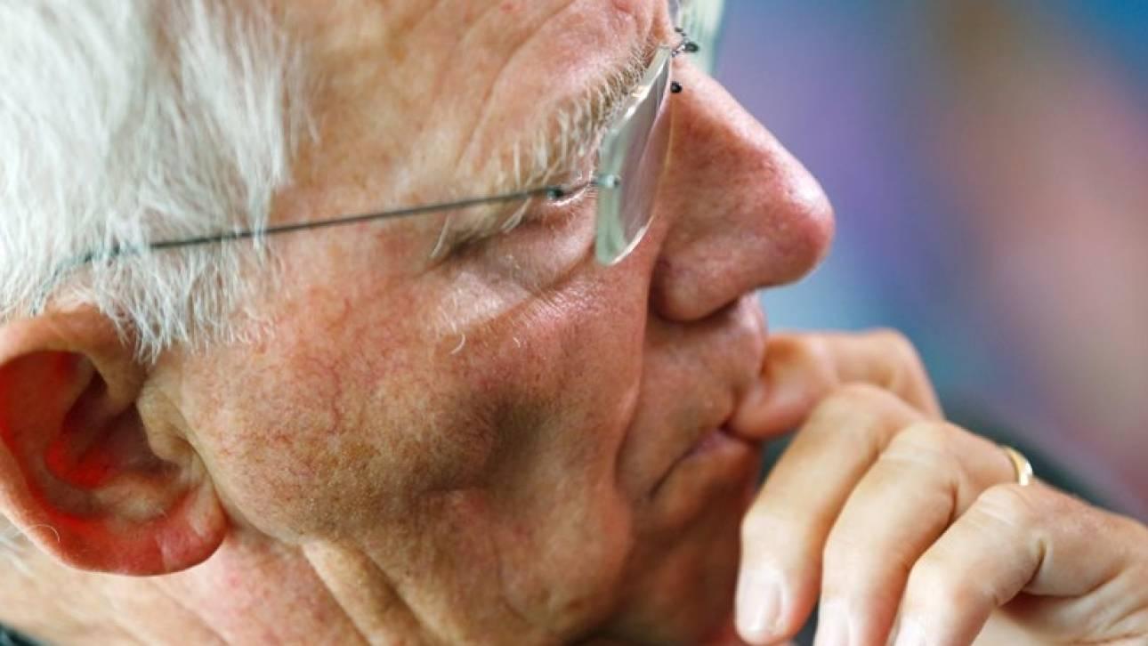 Σόιμπλε: Ο Γκάμπριελ δεν μπορεί να εννοεί σοβαρά αυτά που δήλωσε στην Αθήνα