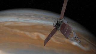 Φτάνει στο Δία το διαστημικό σκάφος Juno