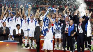 4 Ιουλίου 2004: η μέρα του ελληνικού θριάμβου