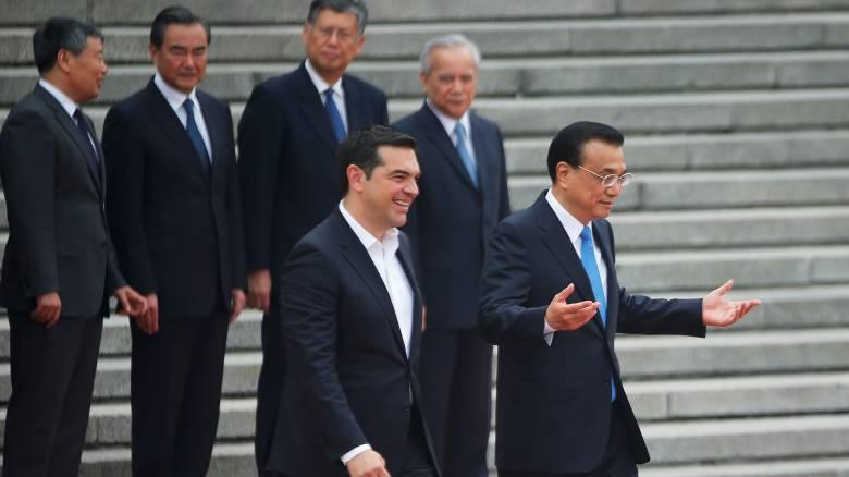 Α. Τσίπρας: Στρατηγικής σημασίας η σχέση Ελλάδας-Κίνας