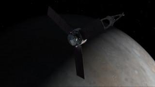 Το πολυετές ταξίδι του JUNO στον πλανήτη Δία