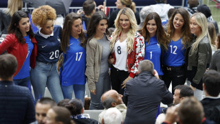 EURO 2016: οι σύντροφοι των τρικολόρ βάζουν γκολ