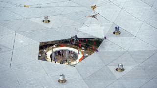 Ένα γιγαντιαίο τηλεσκόπιο στην αναζήτηση… εξωγήινης ζωής