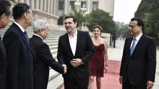 Επίσκεψη Τσίπρα στην Κίνα: οι 6 συμφωνίες του Πεκίνου