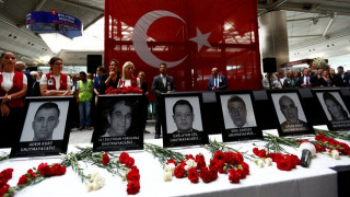 Άλλοι 17 ύποπτοι για την επίθεση στο αεροδρόμιο Ατατούρκ