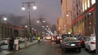 Eπίθεση αυτοκτονίας με νεκρούς  κοντά στο Τέμενος του Προφήτη στη Μεδίνα