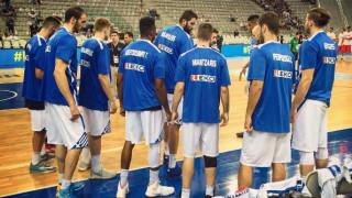 Η εθνική μπάσκετ άρχισε με εύκολη νίκη επί του Ιράν το προολυμπιακό τουρνουά