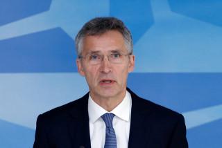 Στόλτενμπεργκ: Το ΝΑΤΟ θα αναπτύξει AWACS κατά του ISIS