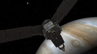 Σε τροχιά γύρω από τον Δία το διαστημικό σκάφος Juno